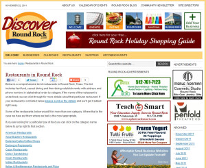 Discover Round Rock