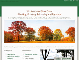 The Woodsman Tree Service