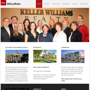 Williamson County Relocation